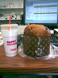 HUGE muffin